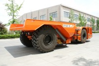 30噸低矮式地下運礦卡車