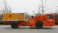 礦用柴油機無軌爆破器材運輸車